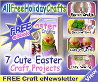 easter craft projects