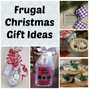 Frugal Christmas Collage Final