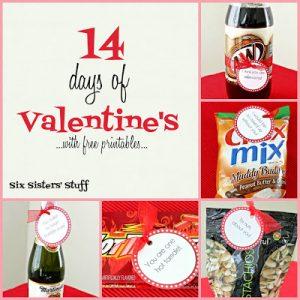 valentines - 14 Days of Valentine's