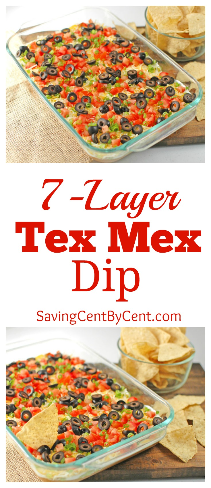 7-Layer Dip Tex Mex