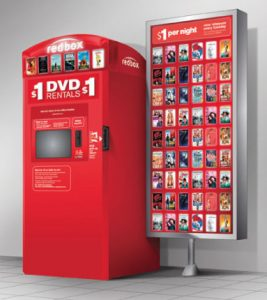 Redbox 10-day coupon