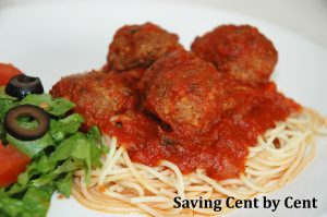 Turkey Meatballs 1