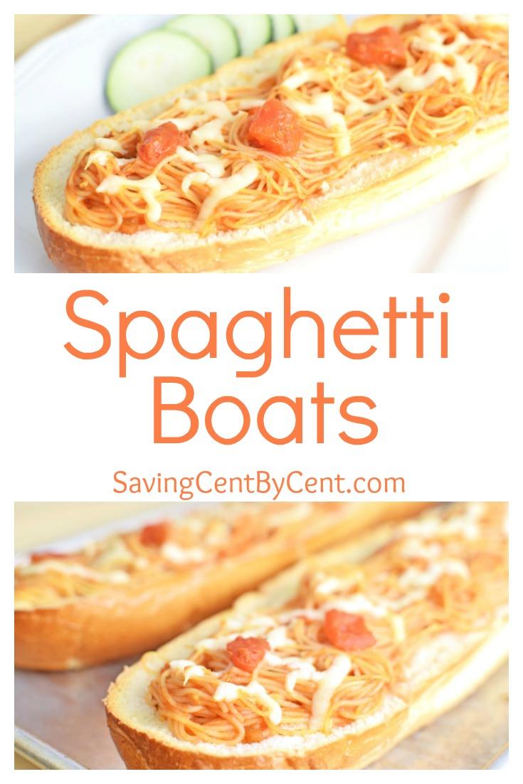 Spaghetti Boats