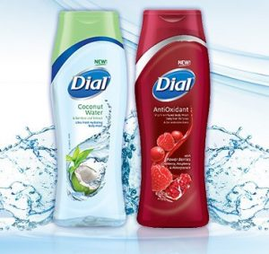 dial body wash sample pack