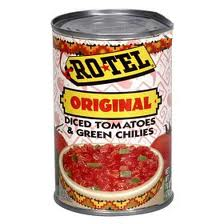 free can of rotel
