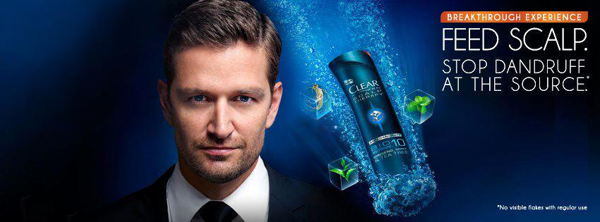 free clear men scalp therapy