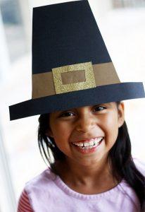 pilgrim hats for kids