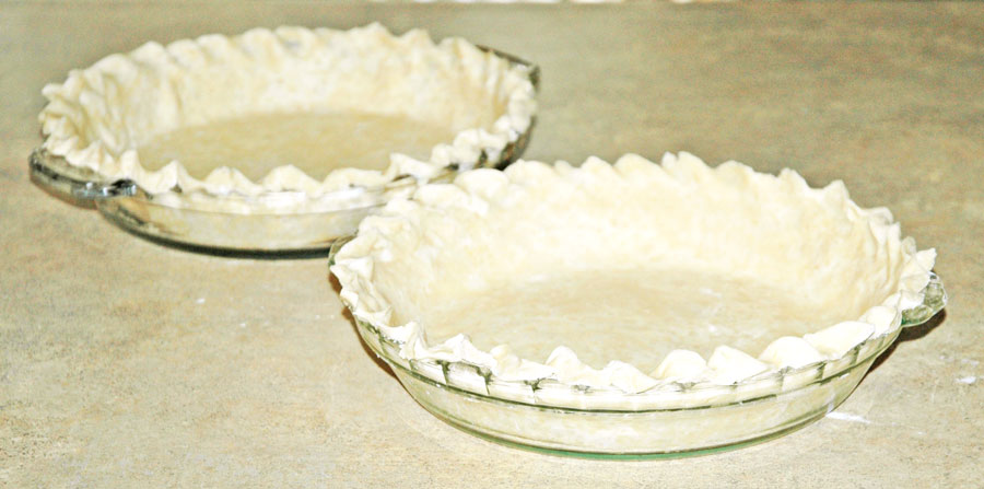 How to Make Crust for Pies