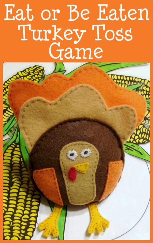 fall activities - turkey be eaten game