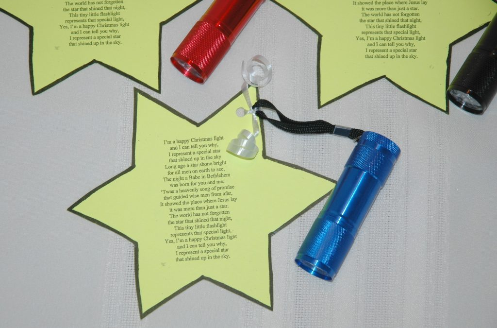 Christmas Star & Flashlight Final