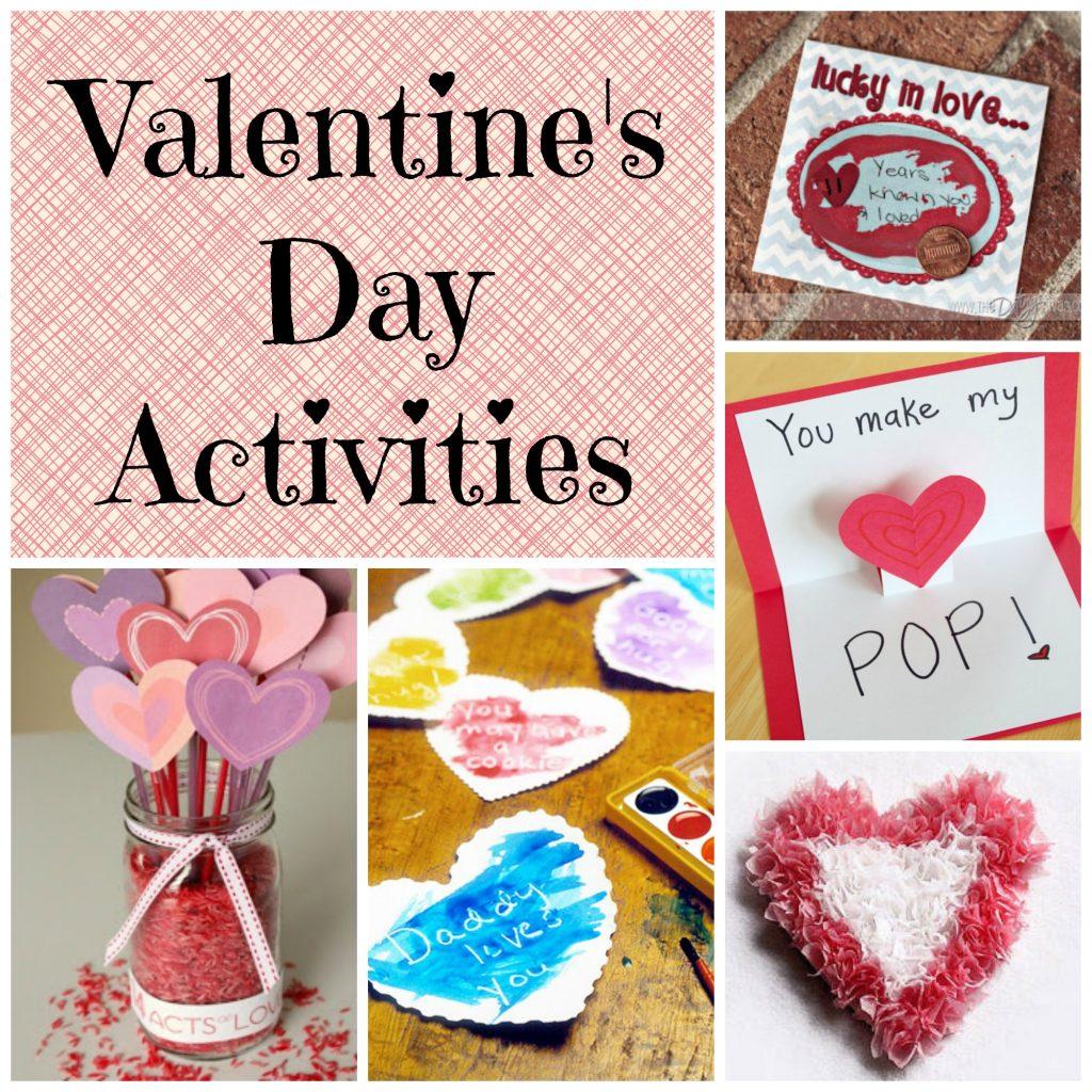 Valentine's Day Activities Final