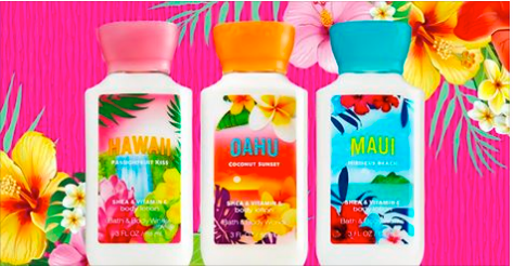 free bath & body works