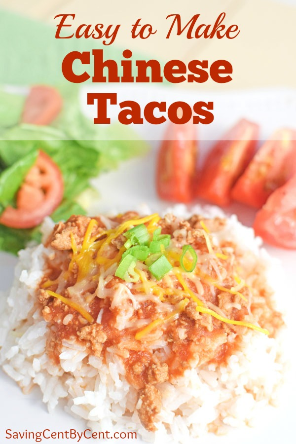 Easy to Make Chinese Tacos