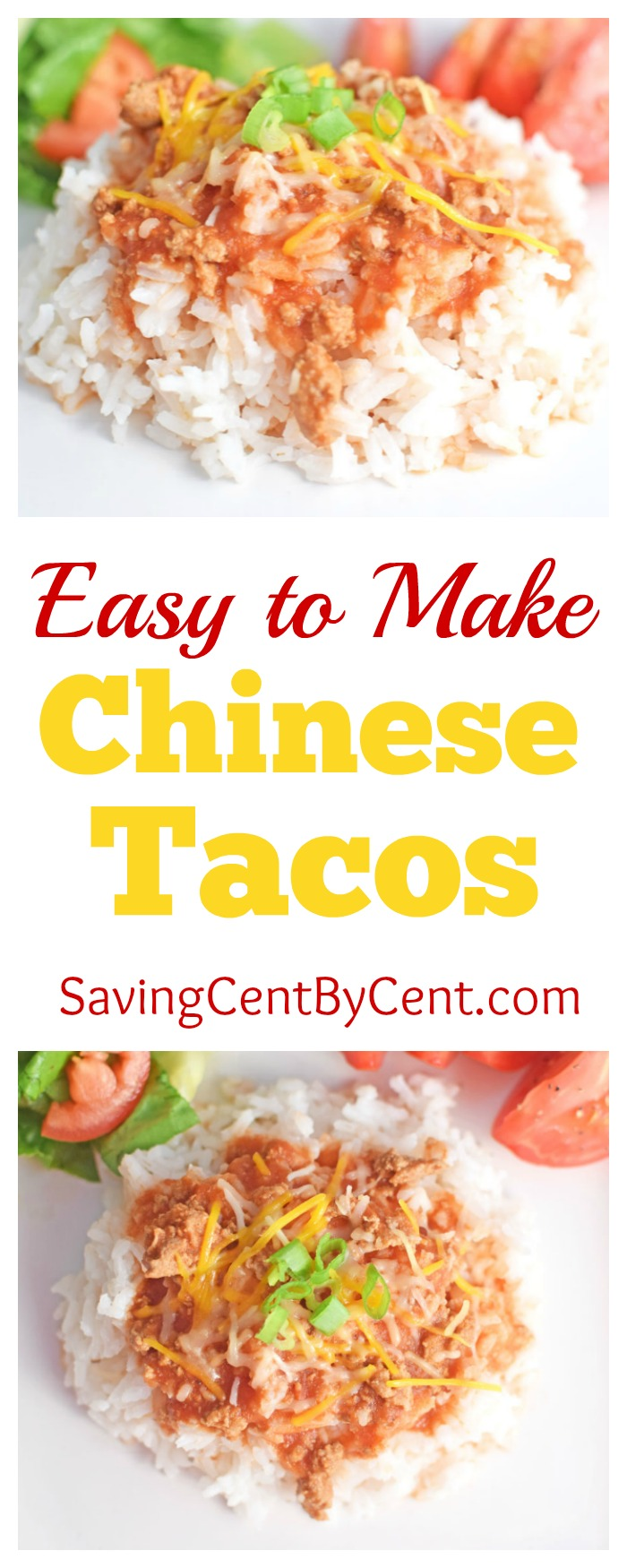 Chinese Tacos