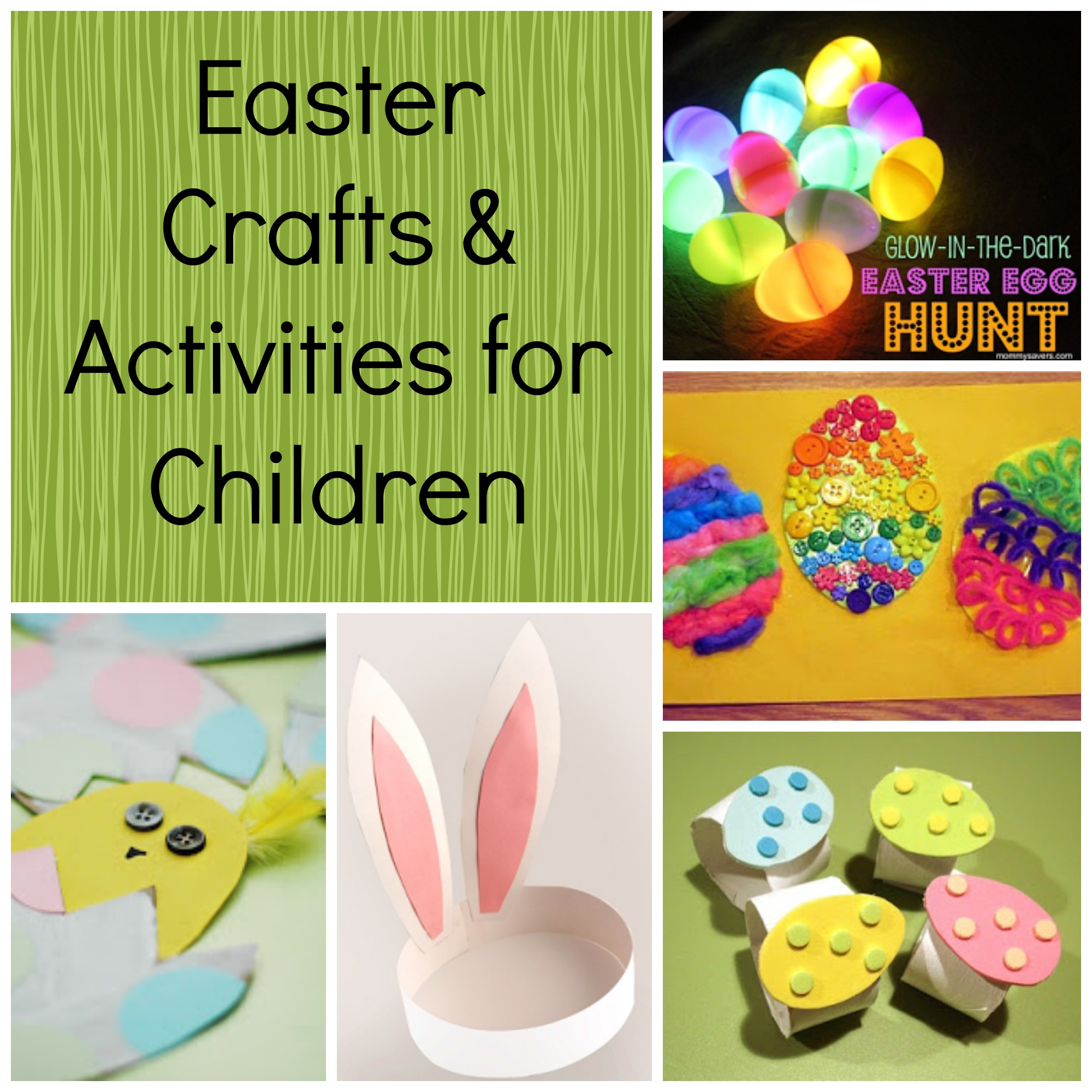 easter crafts activities for children saving cent by cent