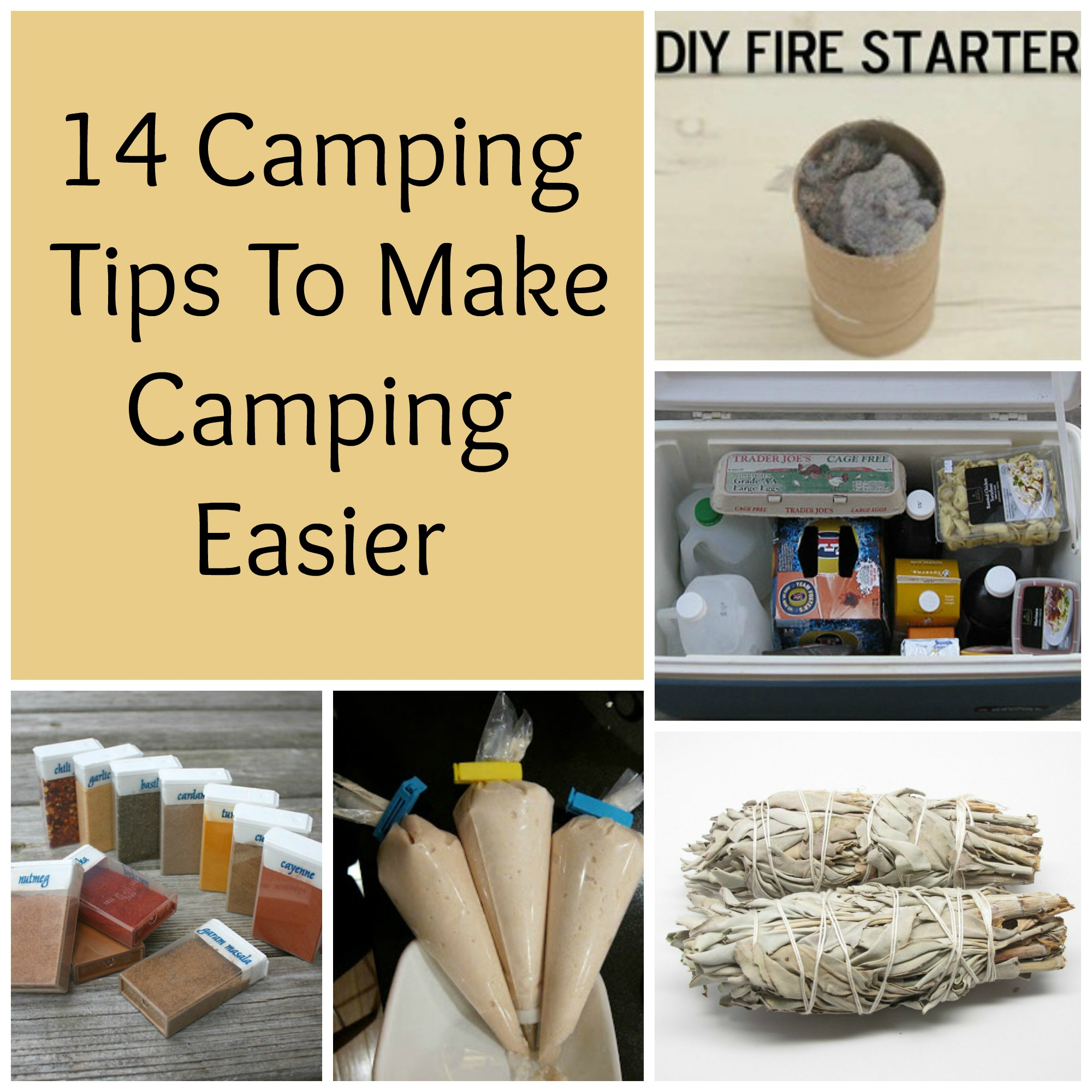 Camp Cooking Tips And Tricks: 14 Camping Tips To Make Camping Easier