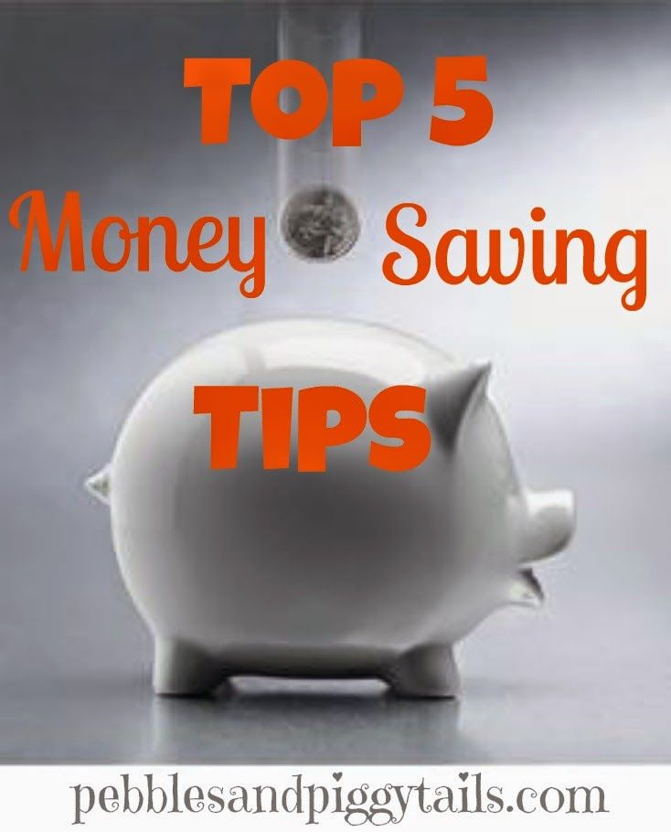 money-saving tips