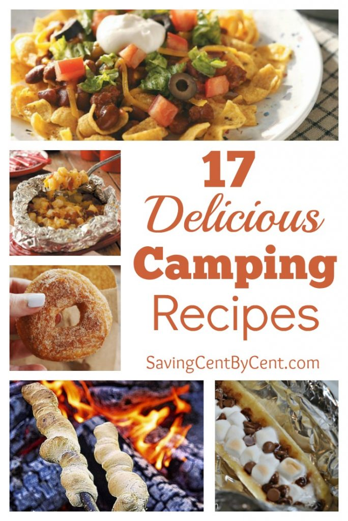 17 Delicious Camping Recipes
