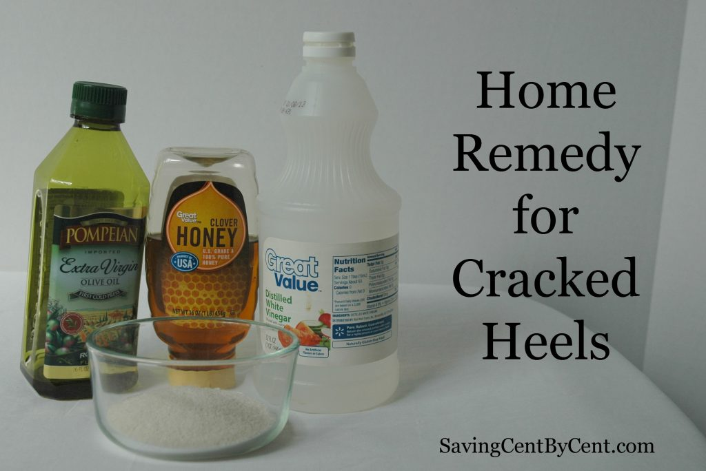 Home Remedy for Cracked Heels Final 2