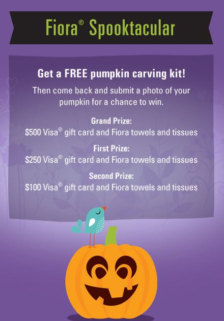 free pumpkin carving kit