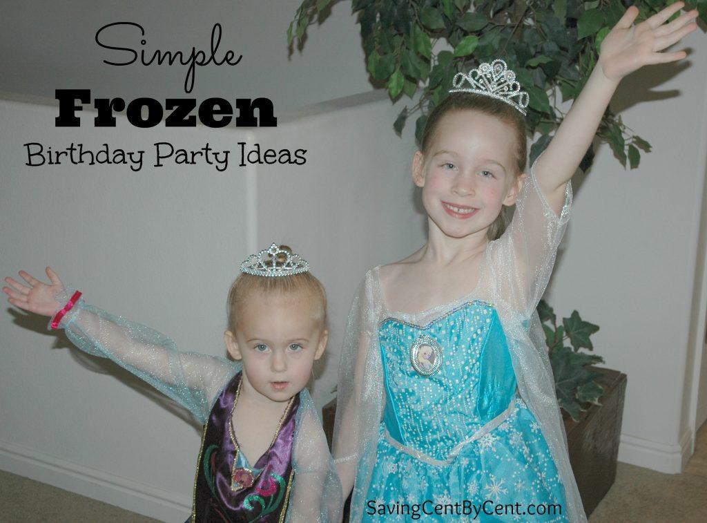 Frozen Party - Dancing