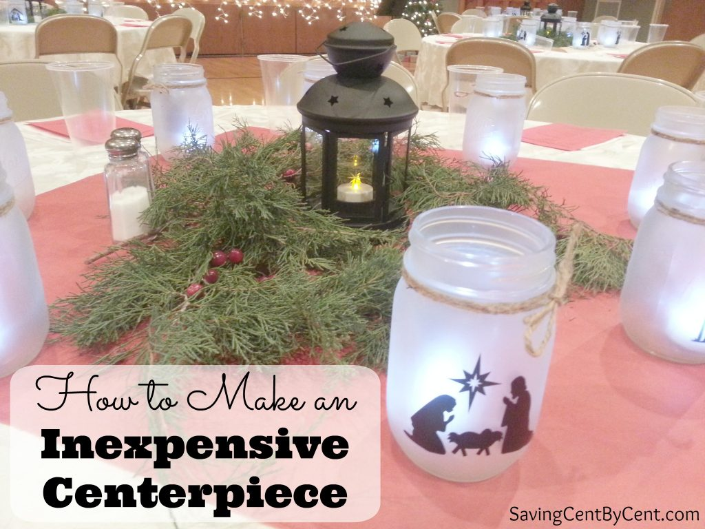 How to Make an Inexpensive Centerpiece