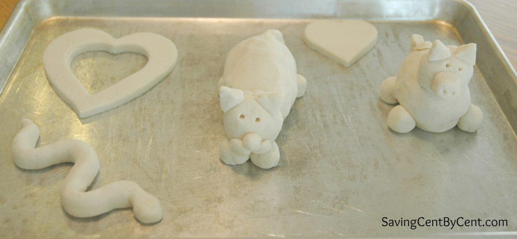 Clay Activity - Ready to Bake