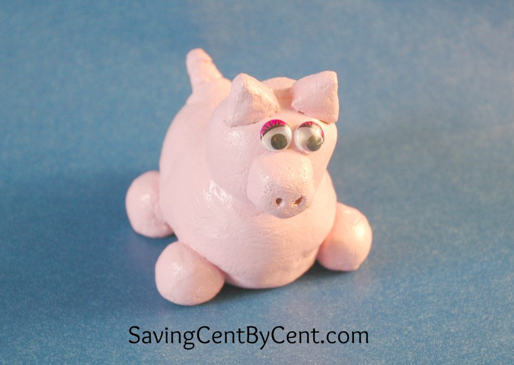 Clay Project - Pig
