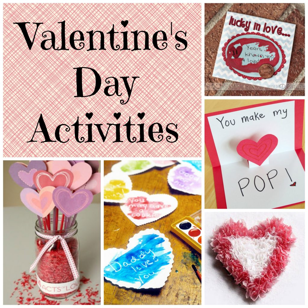 Valentine's Day Activities Final