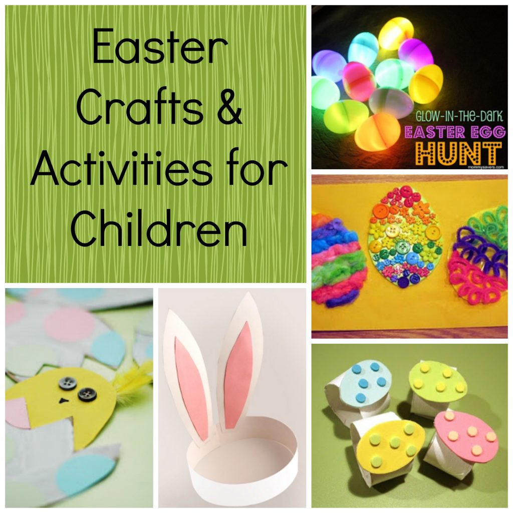Easter Crafts & Activities for Children - Final