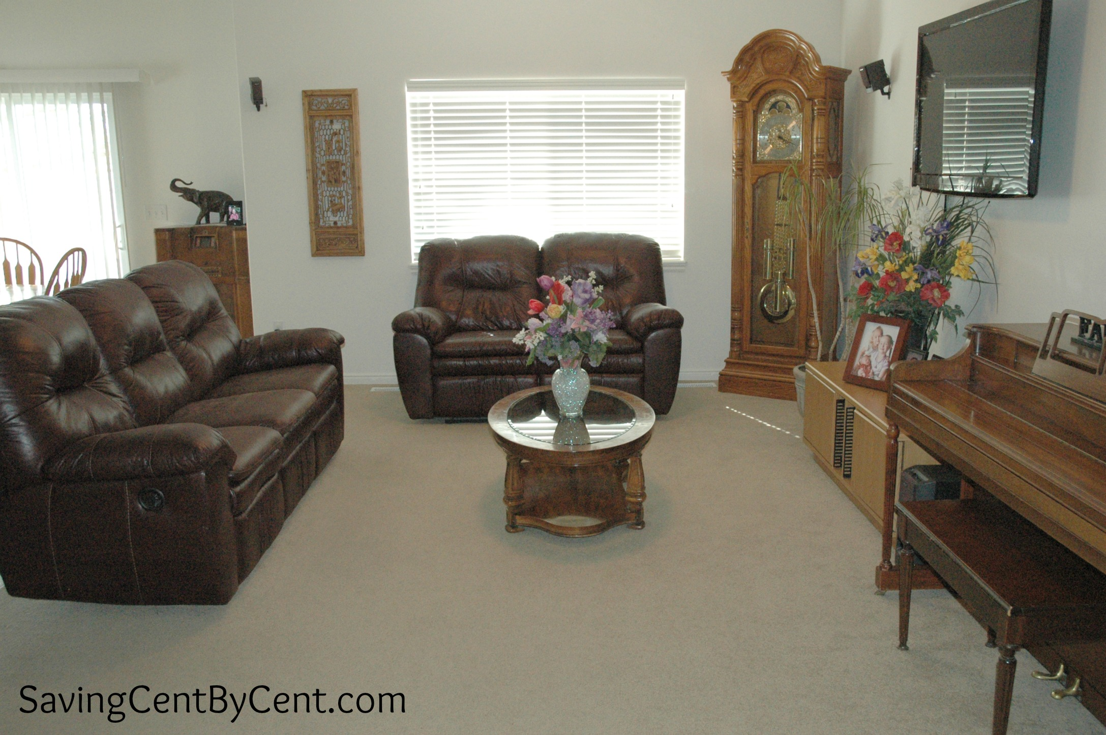 9 steps to spring clean the living room saving cent by cent