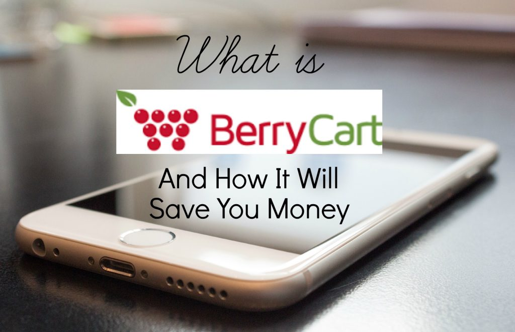 BerryCart and how it will save you money