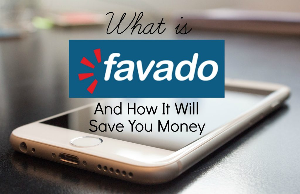 Favado and how it will save you money