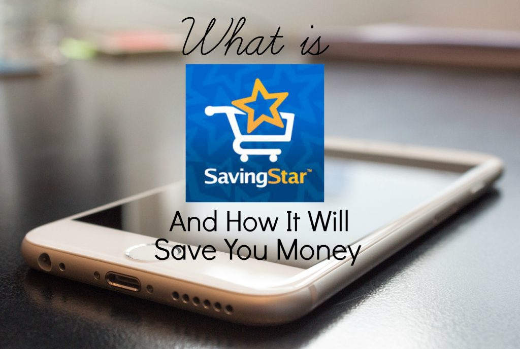 SavingStar and how it will save you money