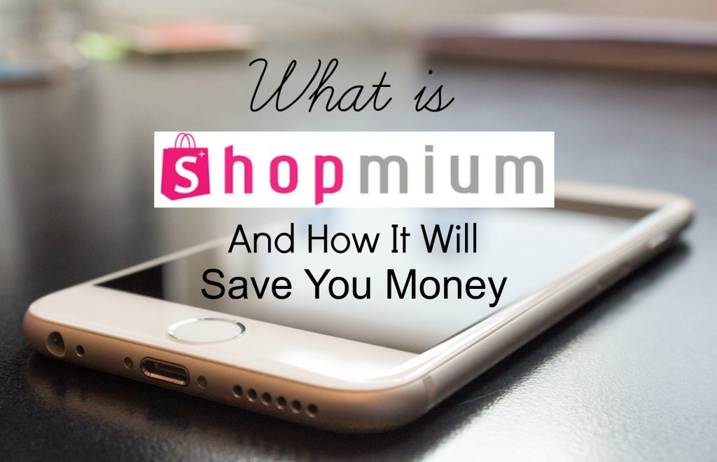 Shopmium and how it will save you money