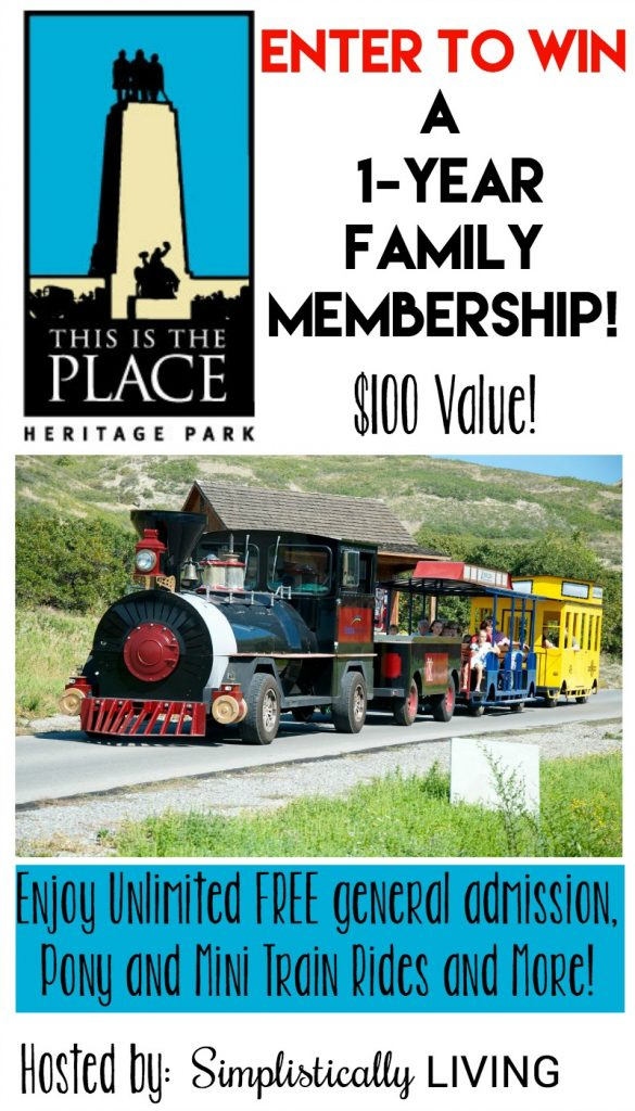 THIS IS THE PLACE HERITAGE PARK GIVEAWAY IMAGE