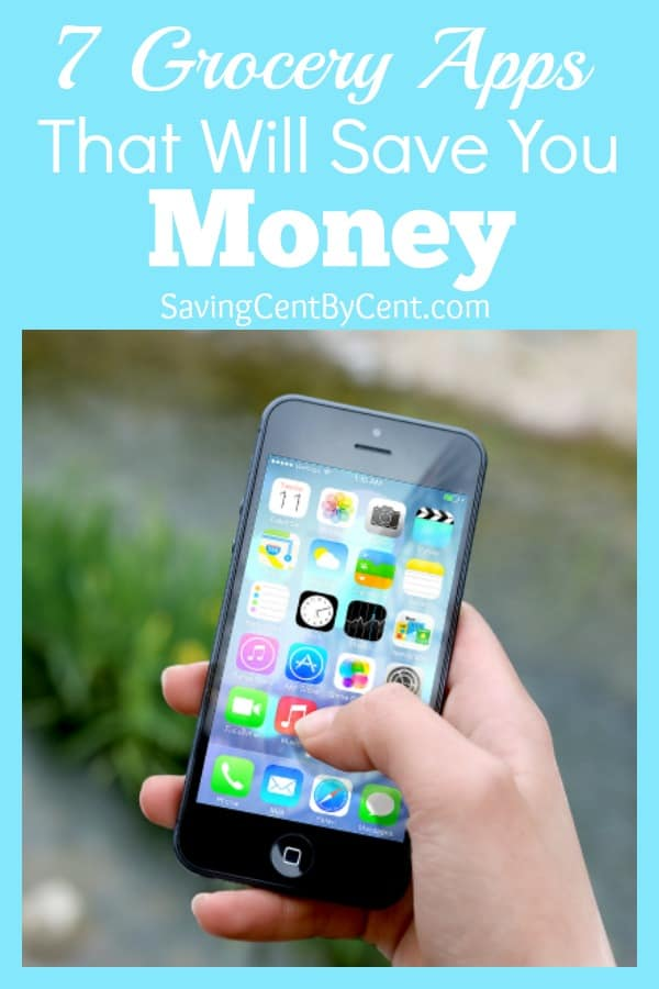 7 Grocery Apps that Will Save You Money