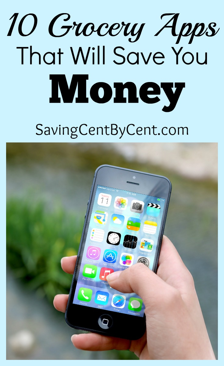 grocery apps that will save you money