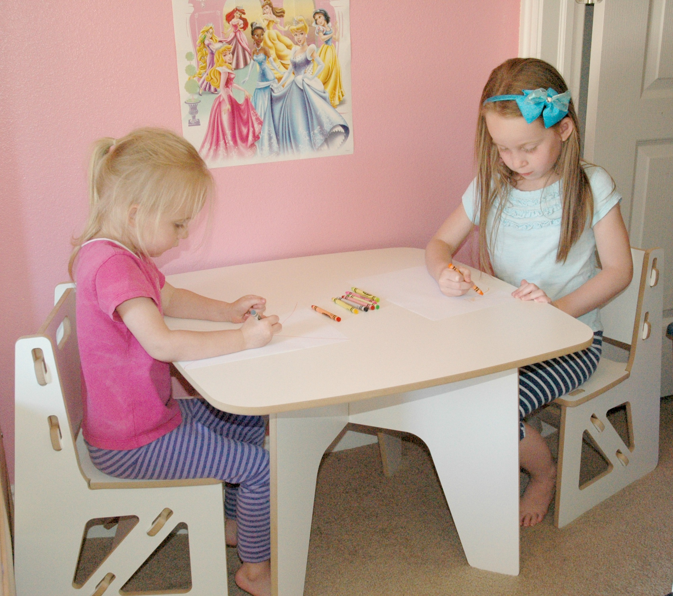 Sprout Kids Table & Chairs Review + Toy Box Giveaway ($99.95 Value ...