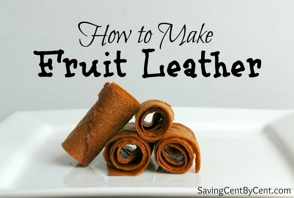 Fruit Leather Final