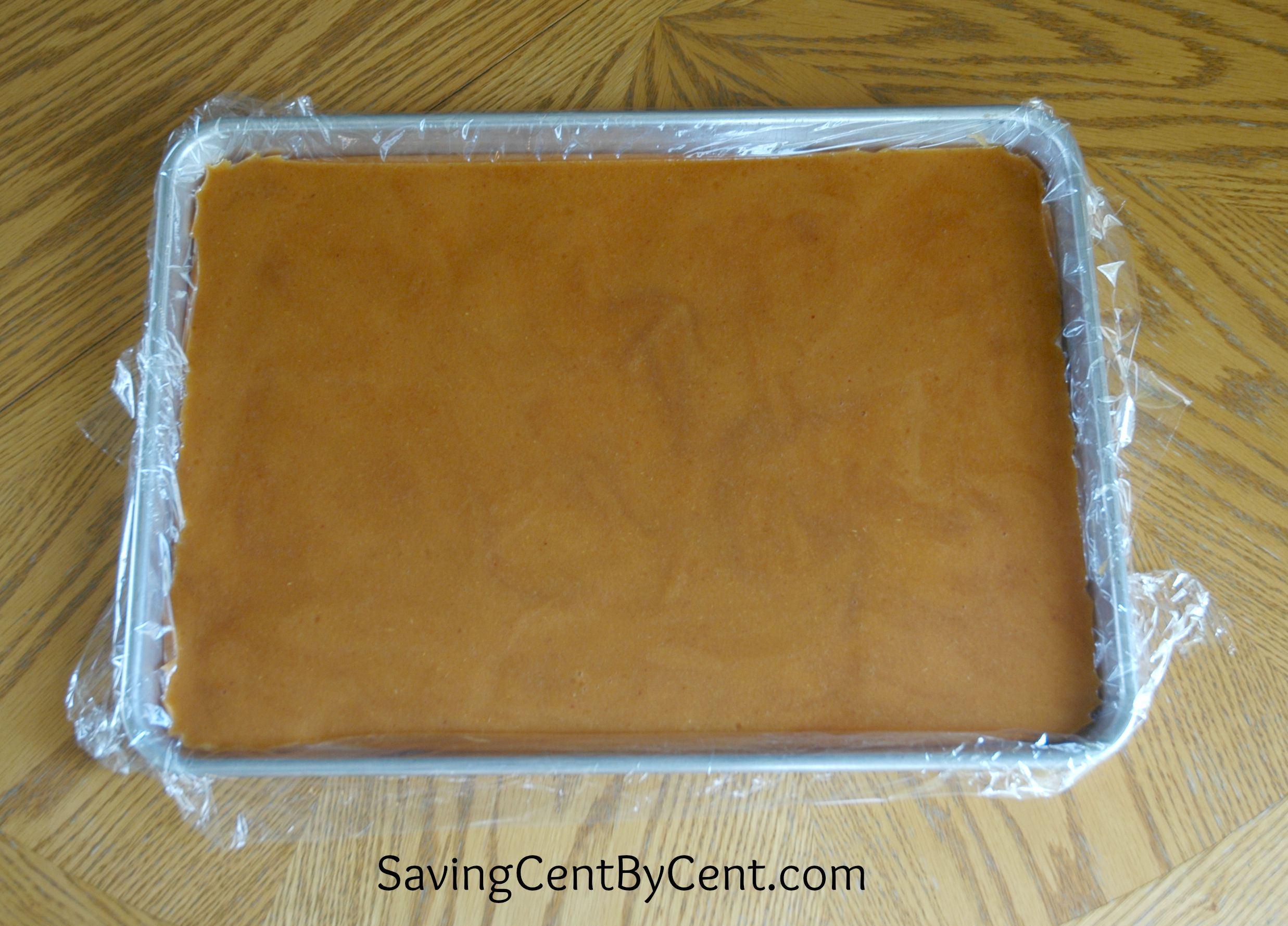 How To Make Fruit Leather Saving Cent By Cent