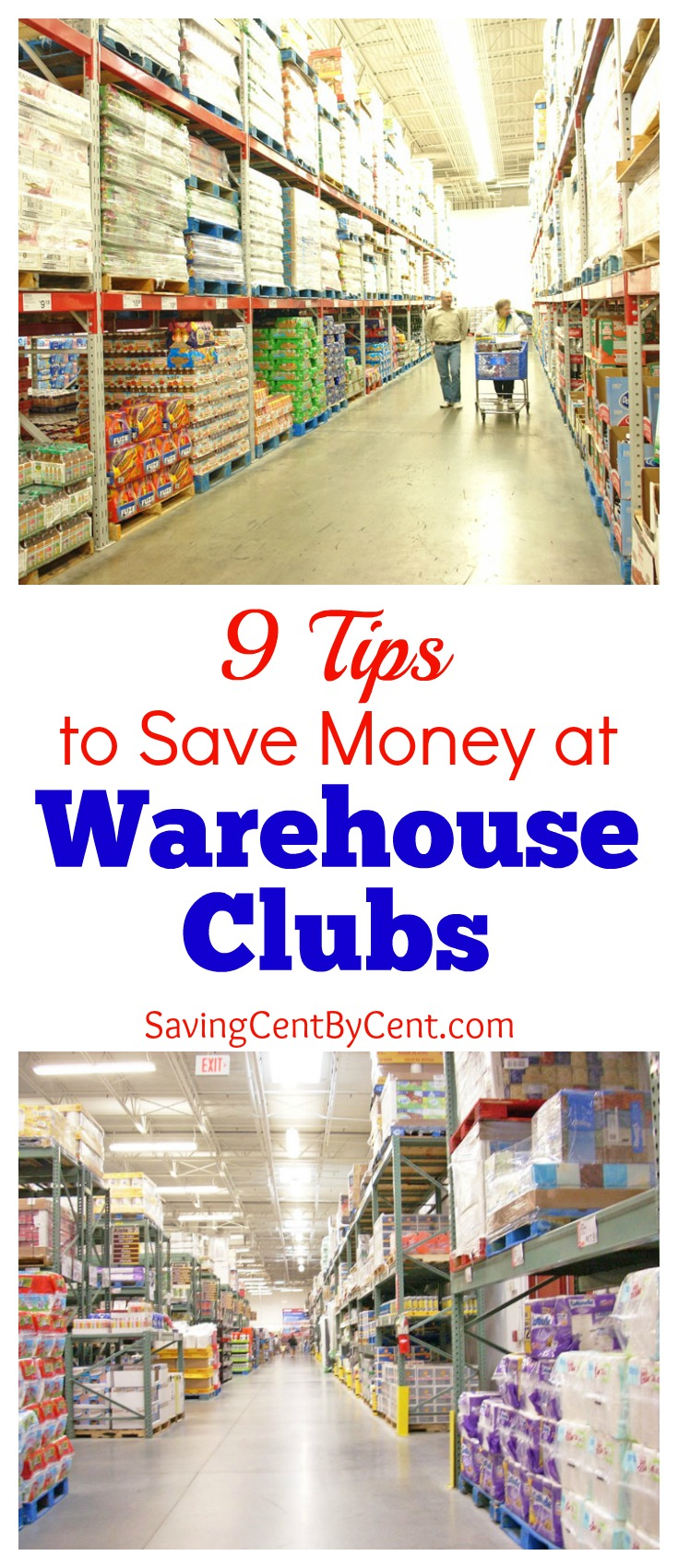 Tips to Save Money at Warehouse Clubs