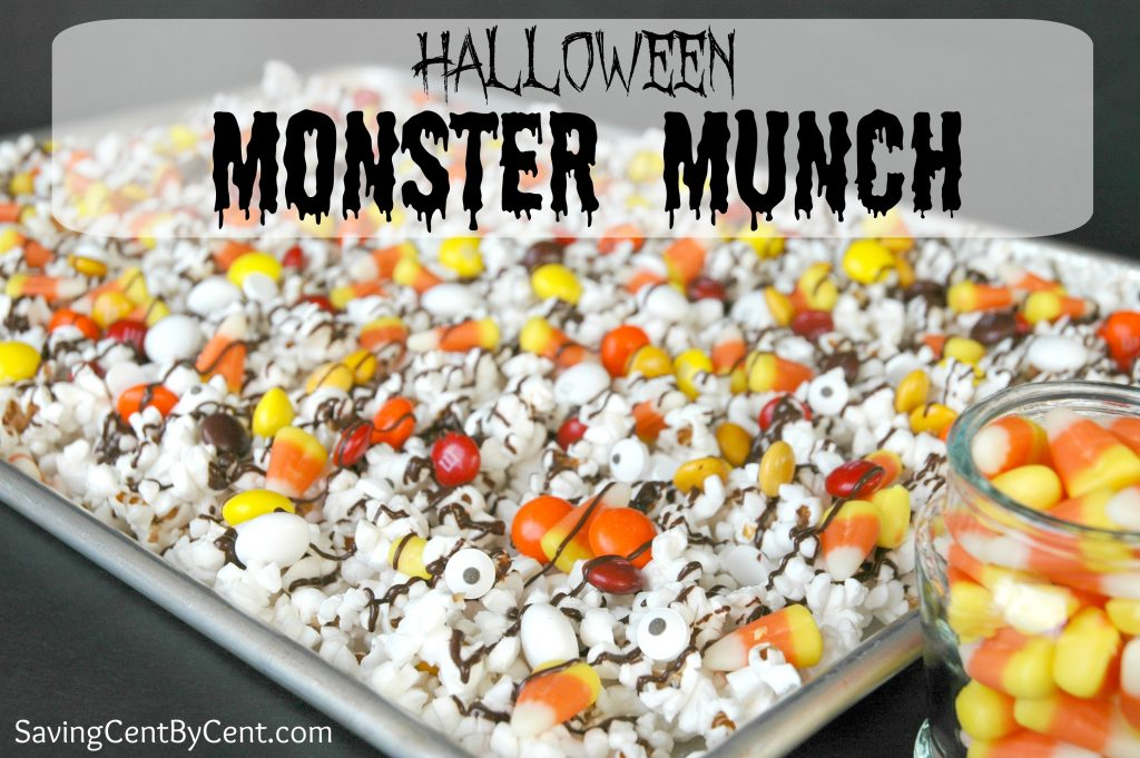 Halloween Monster Munch