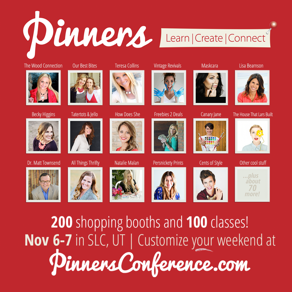 Pinners Conference Speakers