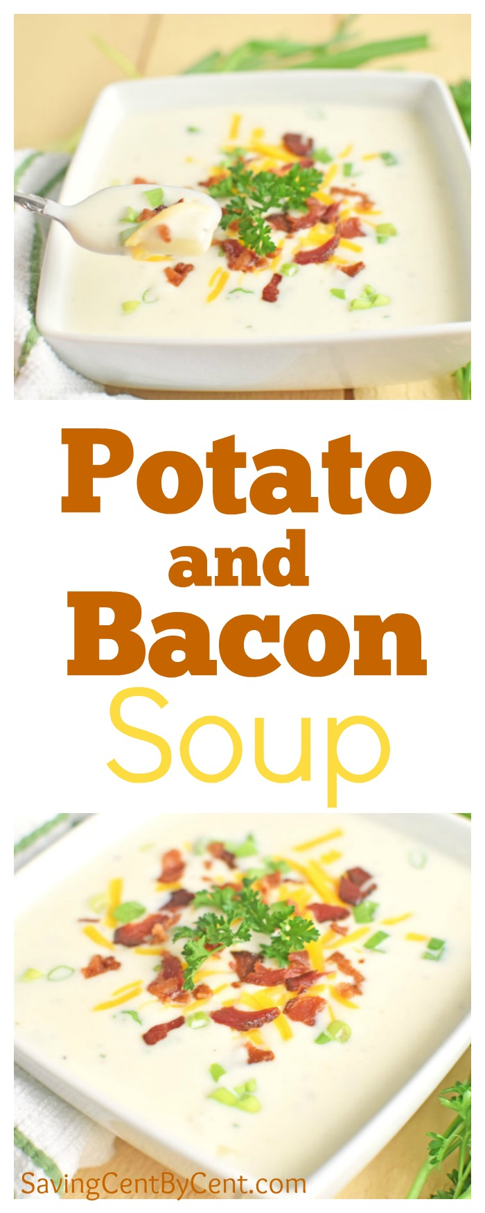 Potato and Bacon Soup