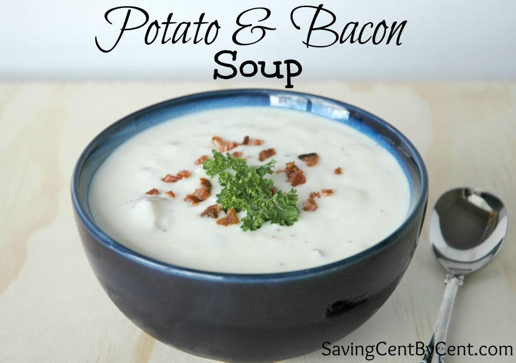 Potato and Bacon Soup Final