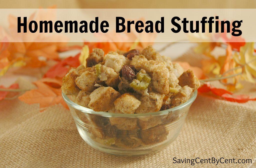 Bread Stuffing