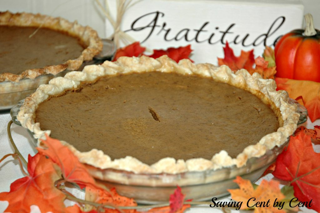 Pumpkin Pie Full