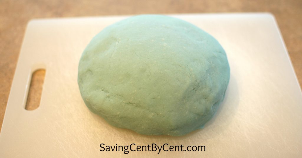 Play Dough Photo 5 - Rolled in Ball
