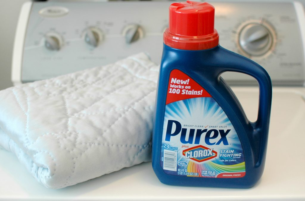 Purex Plus Clorox 2 Blanket Clean